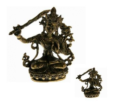 Mañjushrî ist der Bodhisattva